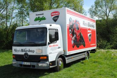 Alex Bikeshop - kostenloser Hol-und Bringservice