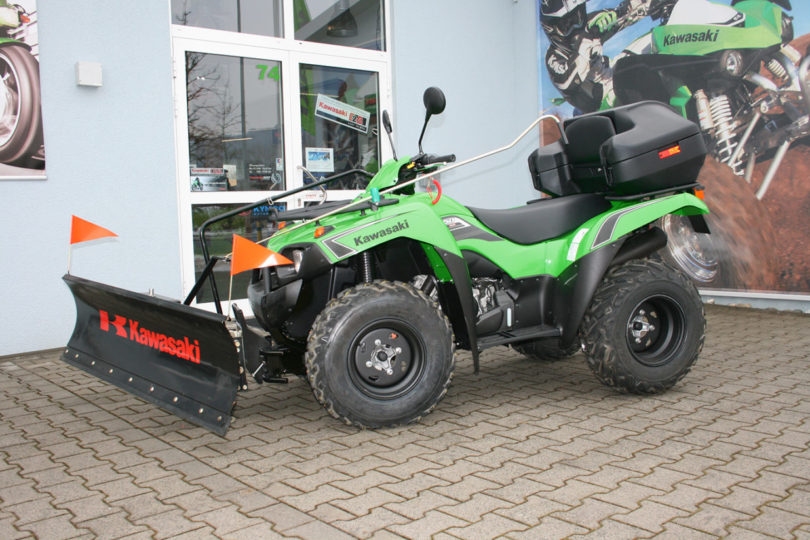 Alex Bikeshop - Quads KVF 650