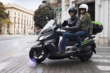 Alex Bikeshop - Kawasaki Roller J125 ABS