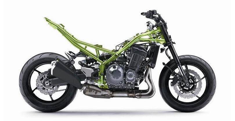Alex Bikeshop - Z900 70kW