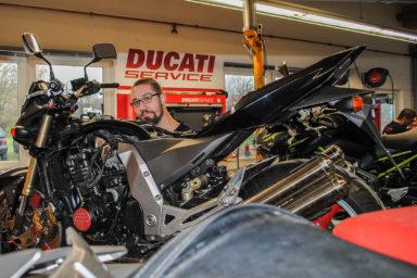 Alex Bikeshop - Motorradwerkstatt