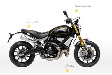 Alex Bikeshop - Ducati Scrambler 1100 - 2018