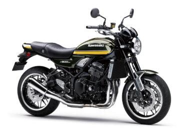 Alex Bikeshop - Kawasaki 2021 - Z900 RS