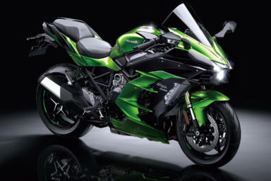 Alex Bikeshop Kawasaki H2 SX - 2018