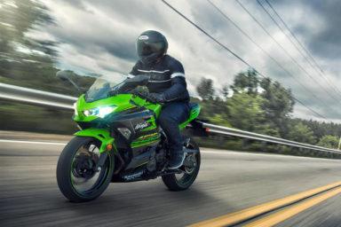 Alex Bikeshop - Kawasaki Ninja 400 2019