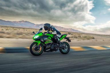 Alex Bikeshop - Kawasaki Ninja 400 KRT - 2018