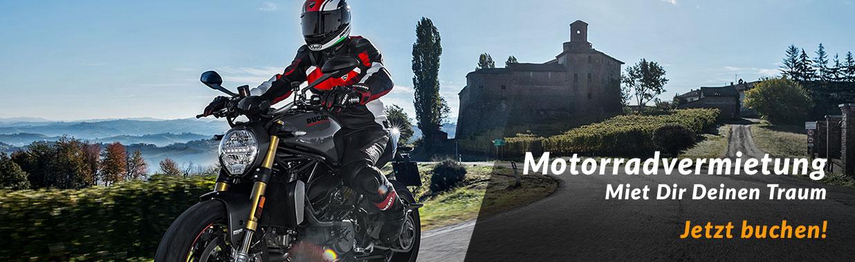 Alex Bikeshop - Motorradvermietung