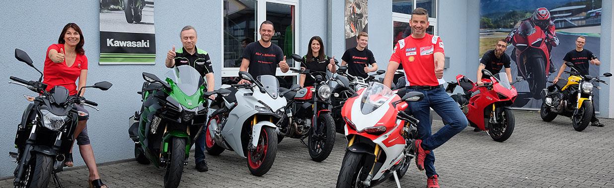 Alex Bikeshop - Team