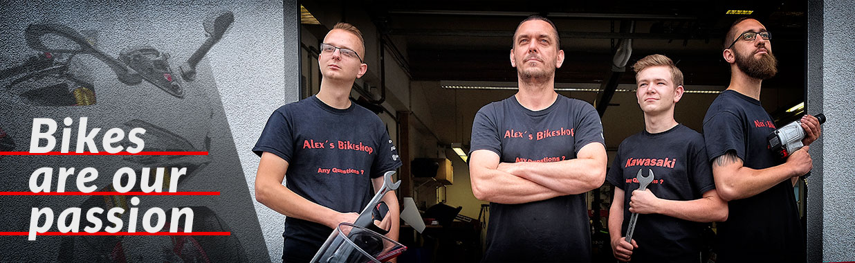 Alex's Bikeshop - Bikes are our passion