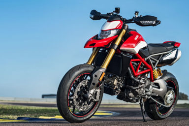 Alex Bikeshop - Ducati Hypermotard 950 SP 2019