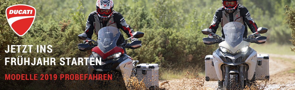 Alex Bikeshop - Ducati Saisonstart 2019