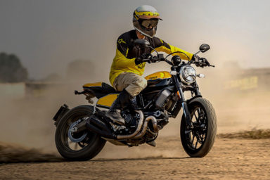 Alex Bikeshop - Ducati Scrambler Full Throttle 2019