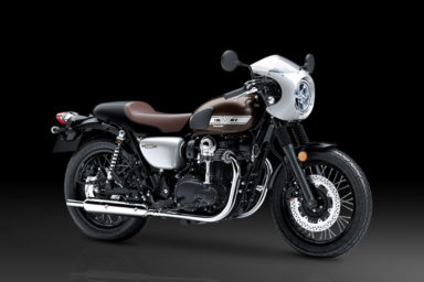 Alex Bikeshop - Kawasaki W800 Cafe 2019