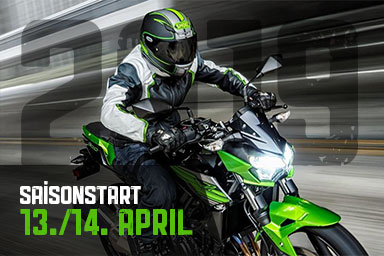 Alex Bikeshop - 13. und 14. April Saisonstart 2019
