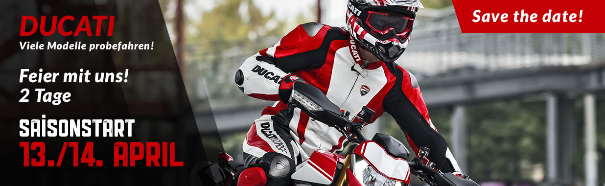 Alex Bikeshop - Saisonstart Ducati 2019
