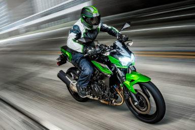 Alex Bikeshop - Kawasaki Z400 2019
