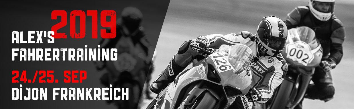 Alex Bikeshop - Fahrsicherheitstraining 2019 in Dijon