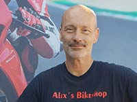 Alex Bikeshop - Michael