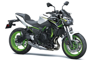 Alex Bikeshop - Kawasaki 2021 - Z650