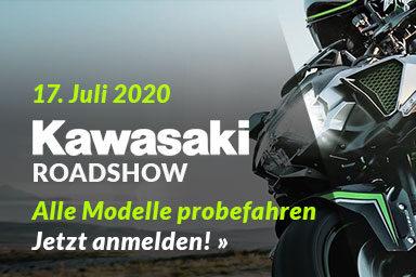 Alex Bikeshop - Kawasaki Roadshow 2020