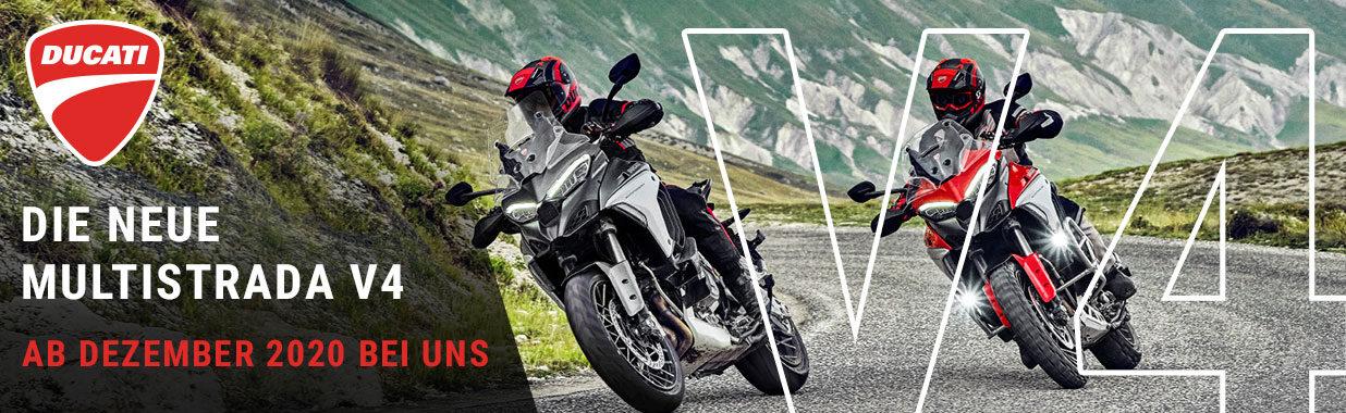 Alex Bikeshop - Die neue Ducati Multistrada V4