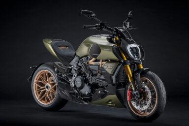 Alex Bikeshop - Ducati 2021 - Diavel 1260 Lamborghini