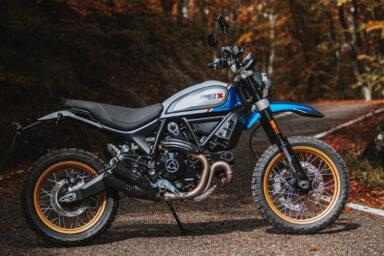 Alex Bikeshop - Ducati - 2021 - Scrambler Desert Sled Hero