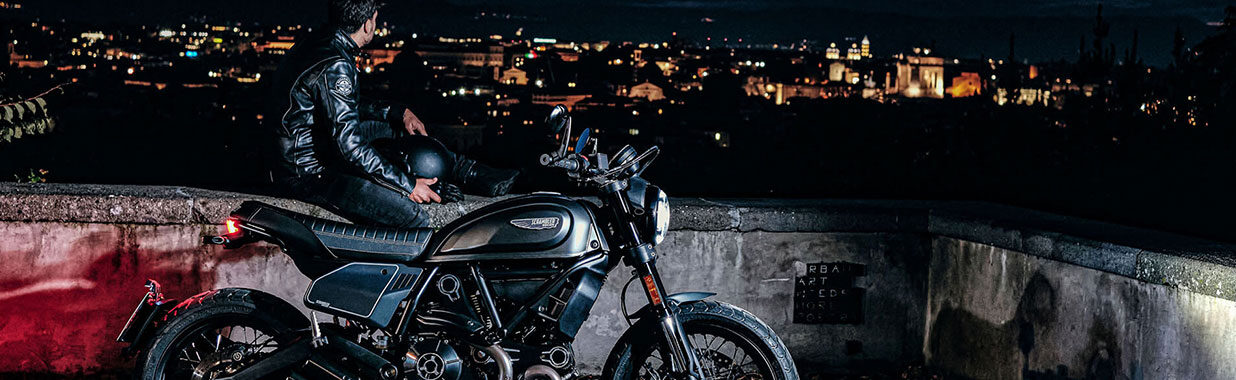 Alex Bikeshop - Ducati 2021 - Scrambler Nightshift
