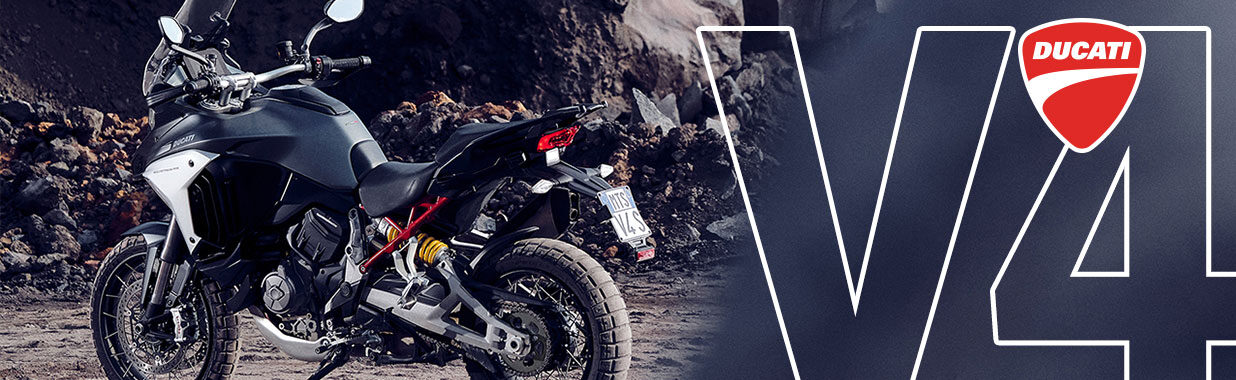 Alex Bikeshop - Ducati 2021 Multistrada V4