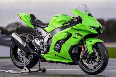 Alex Bikeshop - Kawasaki 2021 - ZX 10RR