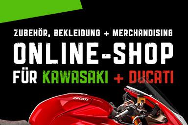 Alex's Bikeshop - Online-Shop